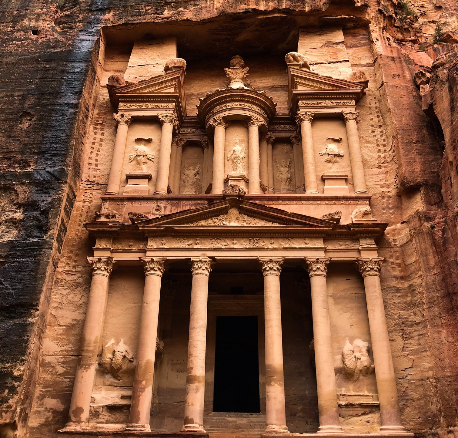 The Ancient City of Petra